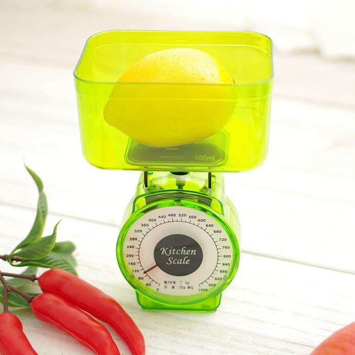 食物料理秤 廚房食材計量器【SV5158】快樂生活網