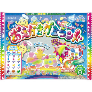 日本 知育果子 自己動手畫-糖果