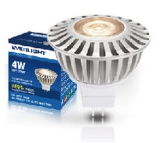 億光★4W 12V定電壓 30度LED杯燈 MR16投射燈 黃光★永旭照明UE4-LED-4W12VMR16-2.7K