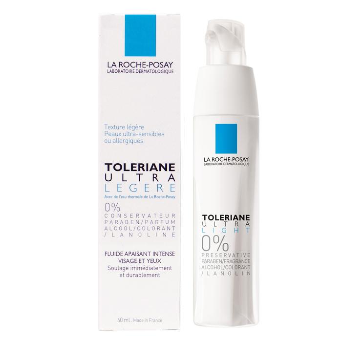 理膚寶水 多容安極效舒緩修護精華乳清爽型40ml 安心霜 新效期 公司貨中文標 PG美妝