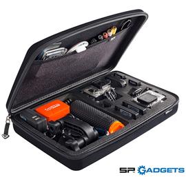 【GoPro 專用】和信嘉 SPGadgets 外出收納攜行盒 L 黑 SP 52040 收納箱 收納包 Hero4 Hero3+ Hero3 HERO 極限運動攝影 公司貨