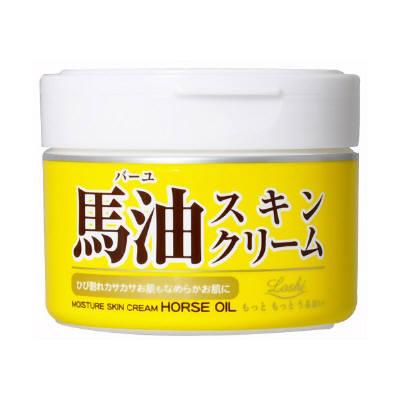 素晴館 日本北海道 LOSHI 馬油護膚霜 / 天然潤膚乳霜 (220g/瓶)
