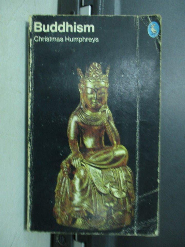 【書寶二手書T6/宗教_LPP】Buddhism_Christmas humphreys