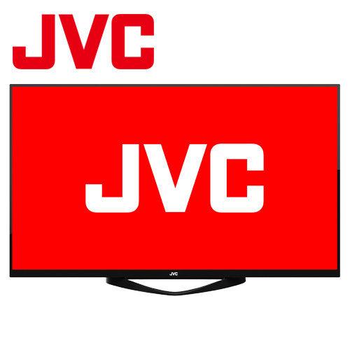 免運費 JVC 65吋 FHD 連網液晶顯示器+視訊盒 液晶電視 65F