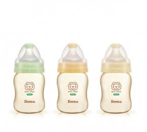 『121婦嬰用品館』辛巴PPSU寬口葫蘆小奶瓶200