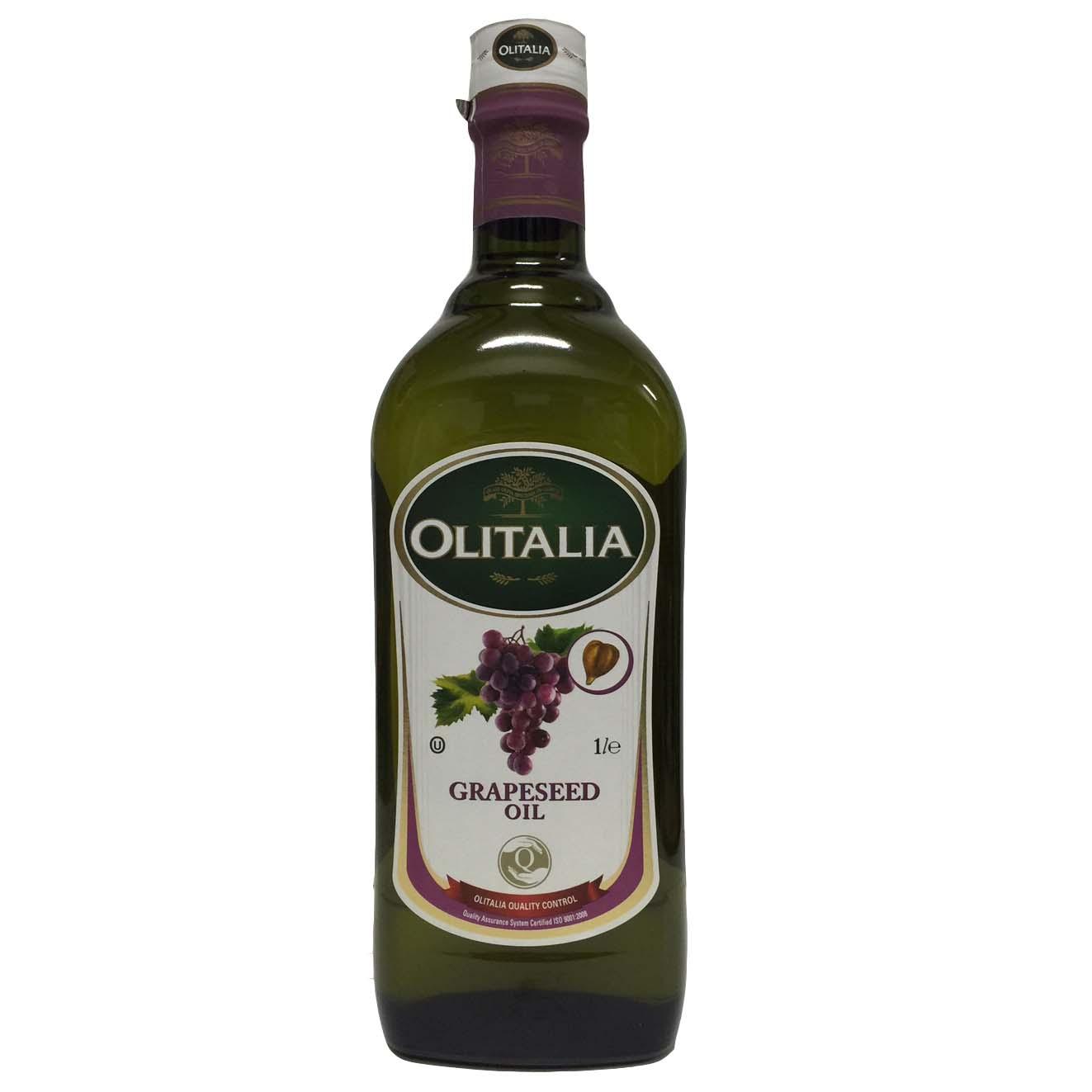 奧利塔 義大利葡萄籽油 (1公升 )