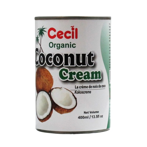 Dr. OKO 德國認証有機椰漿 ORGANIC COCONUT CREAM (400ml)