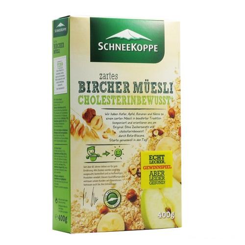 Dr. OKO 什錦水果燕麥片 Bircher Muesli (400g±5%)