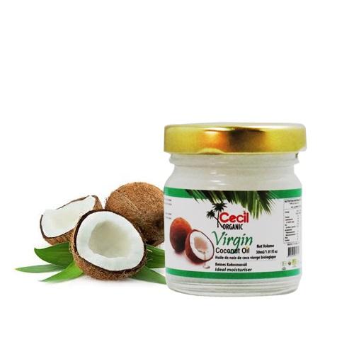 Dr. OKO 德國認証有機EXTRA VIRGIN椰子油 30g