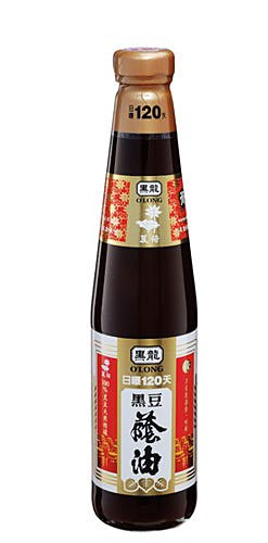 黑龍 夏荷級黑豆蔭油(膏)
