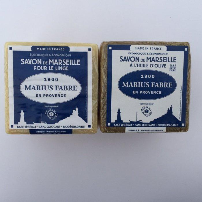 法國法鉑棕櫚皂經典馬賽皂/200g 買就送馬賽皂 40g