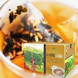 阿邦小舖 阿華師 炭火重烘焙玄米綠茶 7g*120入/盒 賣場另售 黃金超油切綠茶 桂花綠茶 桂花烏龍茶