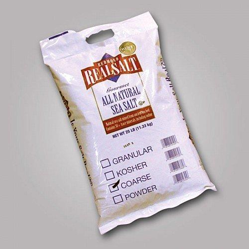 浚泰 頂級天然海鹽(粗) 25磅/11.3公斤