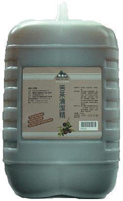 錫安山 苦茶清潔精(桶) 5400ml