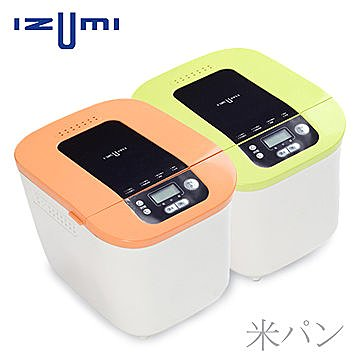 阿邦小舖 日本IZUMI 米飯麵包烘培機 TBM-100