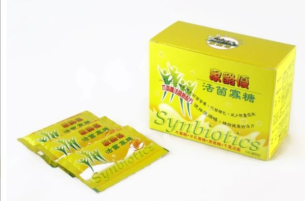 家酪優 活菌寡糖 15gx20包/盒 可代替糖包 減少熱量吸收 維持健康