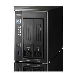 Thecus 色卡司 2Bay NAS 網路儲存伺服器  N2810 (v2)