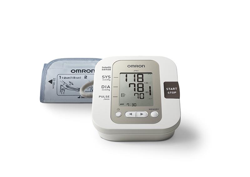 """【醫康生活家】""""歐姆龍"""" 電子血壓計 JPN1(網路不販售 價格僅供參考,歡迎來電諮詢)"""