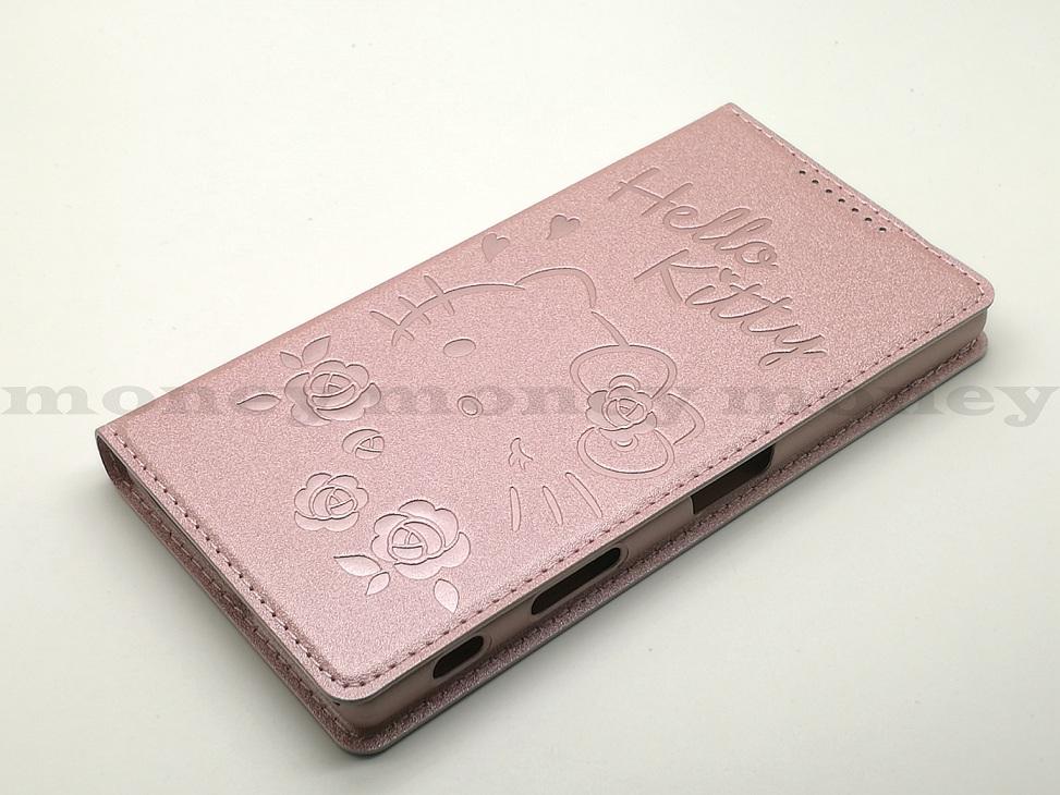 原廠皮套 Hello Kitty壓紋皮套/SONY Z5 Premium/三麗鷗原廠授權/手機殼/手機套【馬尼行動通訊】