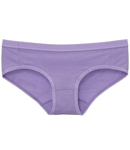 【PH5.5酸鹼平衡褲】Pure5.5-女三角褲-薰衣紫【3件$999】