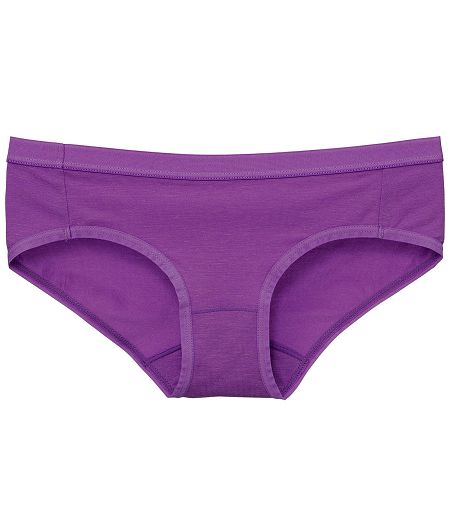 【PH5.5酸鹼平衡褲】Pure5.5-女三角褲-時尚紫【3件$999】