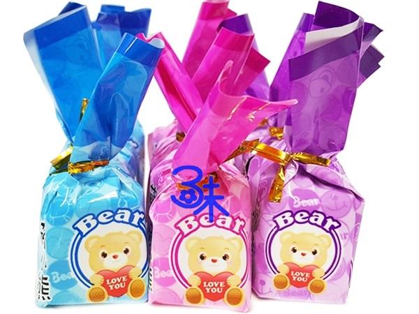 (馬來西亞)萌小熊軟糖 1包600公克(35小包) 特價 79元 (拜拜節慶用糖 婚禮用糖 聖誕糖 喜糖 活動用糖)