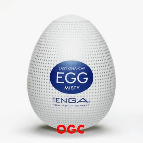 【OGC情趣用品】TENGA。EGG THUNDER【迷濛細雨構造】