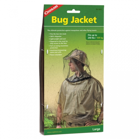 【露營趣】中和 加拿大 COGHLANS 0059 防蚊蟲上衣 防蟲 防蜂 捕蜂 連帽上衣 防蟲網 防蚊衣
