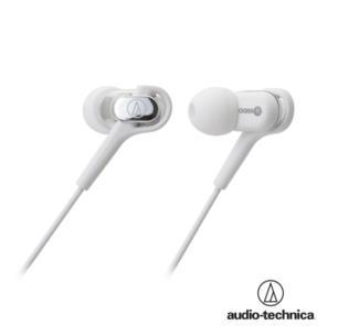 Audio Technica 鐵三角 ATH-CKB50 平衡電樞型耳塞式耳機 白色