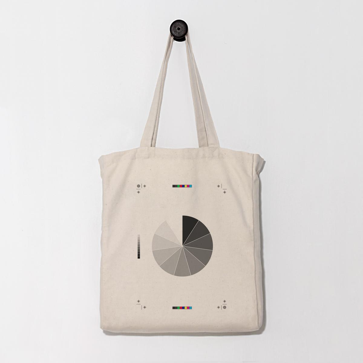 [黑灰白]  購物袋/帆布袋/托特包/環保袋/肩背/手提/Eco包/日用袋