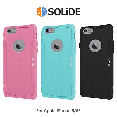 SOLiDE APOLLO 阿波羅防摔殼/Apple iPhone 6S/6S PLUS/手機殼/保護套【馬尼行動通訊】