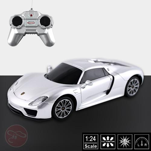 【瑪琍歐玩具】1:24 PORSCHE 918 Spyder遙控車