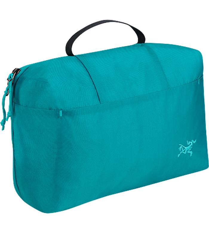【鄉野情戶外專業】 ARC'TERYX 始祖鳥|加拿大|  Index 5旅遊打理包行李收納袋 / 衣物打理包-藍_14258