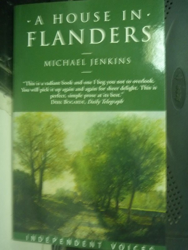 【書寶二手書T2/原文小說_LKQ】A House in Flanders_Michael Jenkins