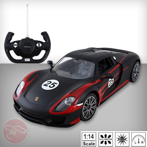 【瑪琍歐玩具】1:14 PORSCHE 918 Spyder Performance遙控車