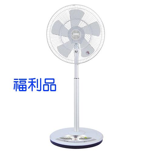 《福利品》聲寶 14吋ECO智能溫控DC節能風扇 SK-ZM14DR