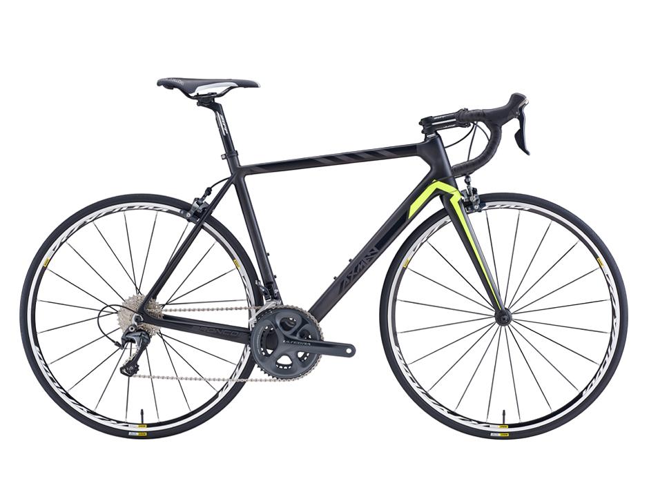 【7號公園自行車】AXMAN 2016 BRONCOS S3 野馬 碳纖維公路車 輕量化車款