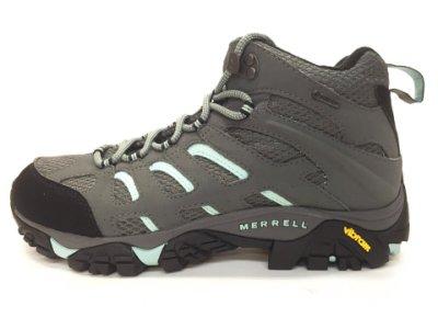 《台南悠活運動家》 MERRELL 美國 GORE-TEX 女 中筒登山鞋 J32670