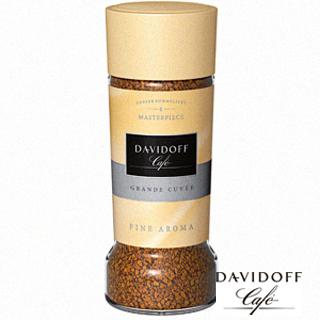 【DAVIDOFF】大衛杜夫經典即溶咖啡100g(香醇 Fine Aroma)
