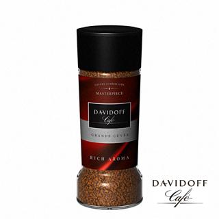 【DAVIDOFF】大衛杜夫經典即溶咖啡100g(濃郁 Rich Aroma)