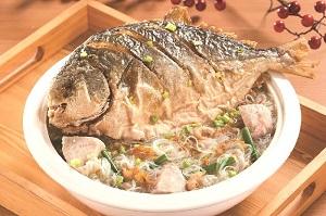 【富貴鯧魚米粉】大成集團欣光食品美食饗宴