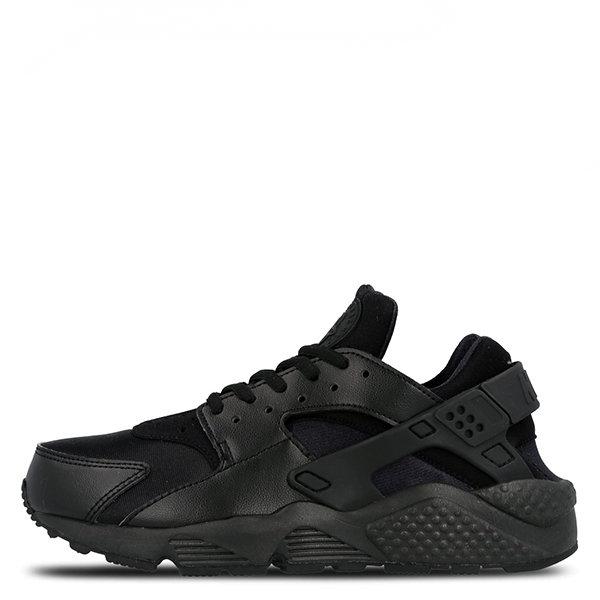 【EST S】Nike Air Huarache Run GS 654275-016 全黑 黑武士 大童鞋 女鞋 G1202