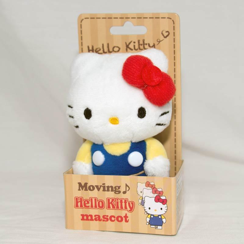 Hello Kitty 發條玩偶 日本帶回正版品