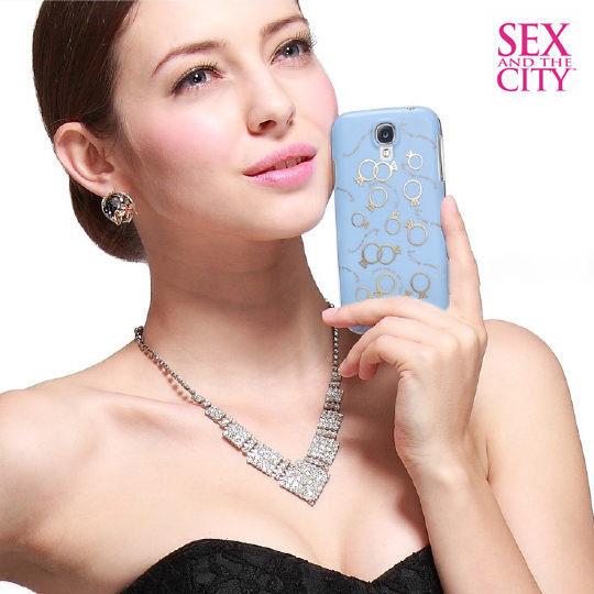 【福利品】HBO 官方授權 Sex and the City Samsung Galaxy S4 i9500 慾望城市系列 保護殼 幸福指環款