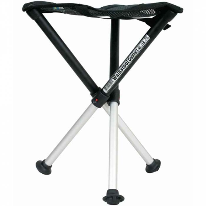 【鄉野情戶外專業】 Walkstool  瑞典 隨身椅/  三腳折疊椅/露營椅/考試椅-45cm_45L