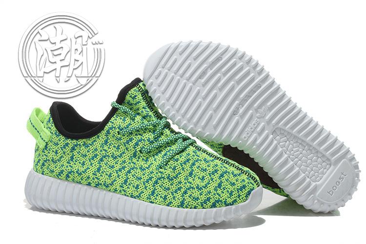 Adidas Yeezy 2016 最新款 潮流 童鞋 球鞋 大童鞋 男女 學步 透氣 休閒運動跑鞋【T0067】潮