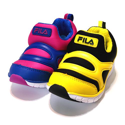 【錢豪童裝童鞋】FILA毛毛蟲鞋(15~19號)