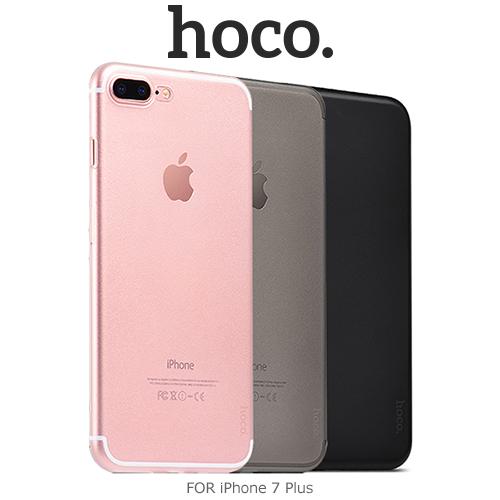 【愛瘋潮】HOCO Apple iPhone 7 Plus 薄系列 PP 殼 背殼 保護殼 磨砂殼 輕薄保護套 手機殼