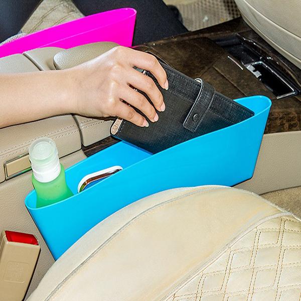 Loxin☆汽車座椅夾縫收納盒【SA0502】收納盒/收納袋/置物盒/車用垃圾桶/汽車收納