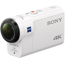 【新博攝影】Sony FDR-X3000 4K高畫質運動攝影機 (分期0利率;台灣索尼公司貨)送70週年造型收納包